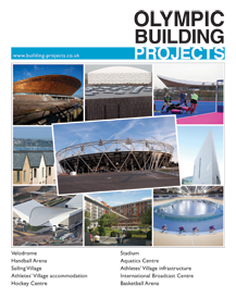 Olympic Building Projects magazine